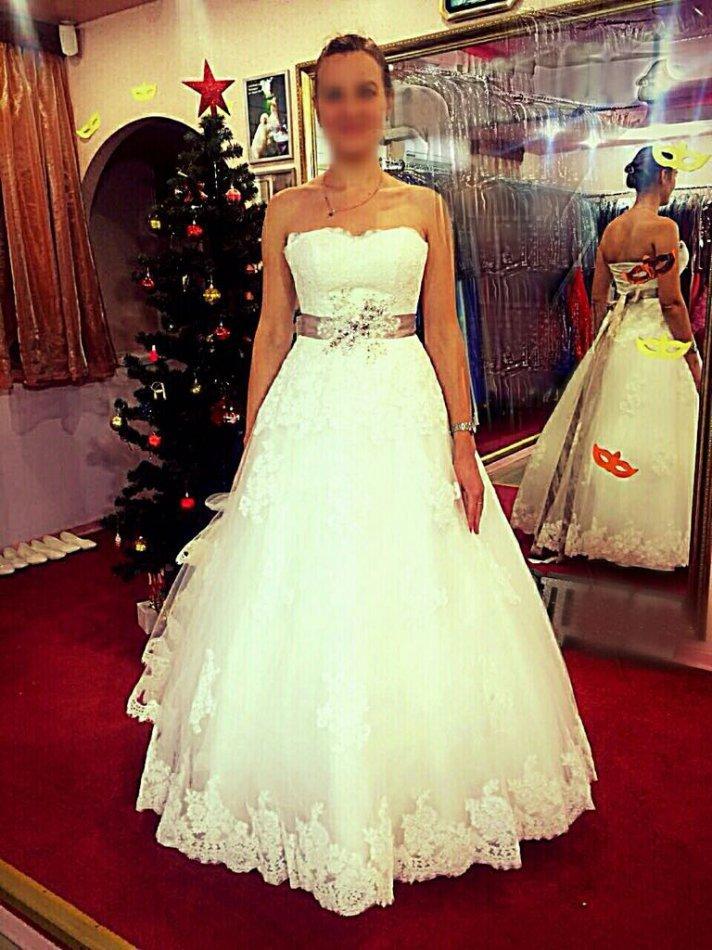 Продаю свадебное платье б у в Санкт-Петербурге, в Москве 625e1e0e5da